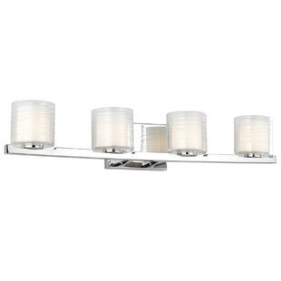 Orren Ellis Krall 4-Light Vanity Light