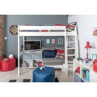Review Kool European Single (90 X 200cm) High Sleeper Bed
