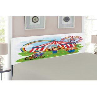 Circus Upholstered Panel Headboard