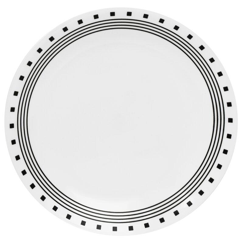 Livingware City Block 10.25\  Dinner Plate  sc 1 st  Wayfair & Corelle Livingware City Block 10.25\