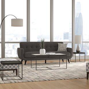 Gaven 3 Piece Coffee Table Set