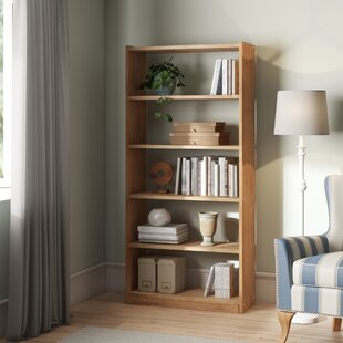 Depasquale Bookcase By Natur Pur