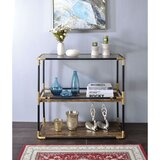 Wyndham 34 Console Table by Everly Quinn