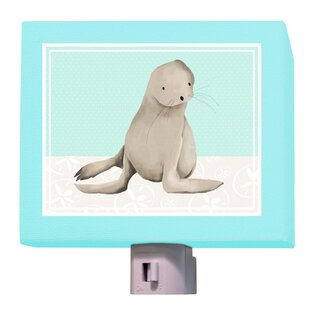 Oopsy Daisy Sam the Sea Lion Night Light
