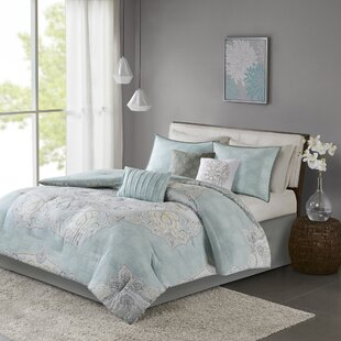 Kappler Reversible Comforter Set by Alcott Hill