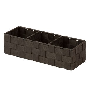 Honey Can Do 3 Section Drawer Organizer