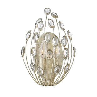 Buy clear Tulah 2 Light Wall Sconce By Hinkley Lighting