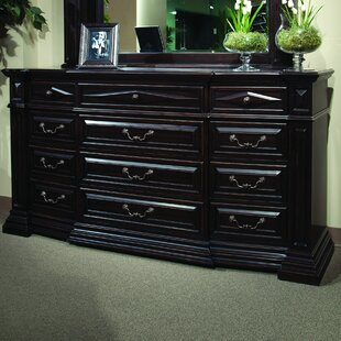 Astoria Grand Chisnell 12 Drawer Dresser