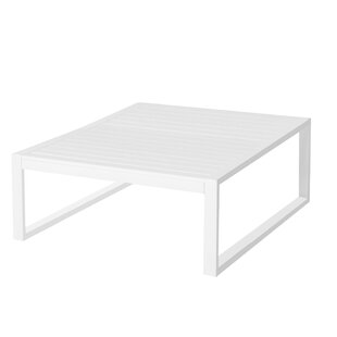 Rakesh Aluminium Coffee Table By Sol 72 Outdoor