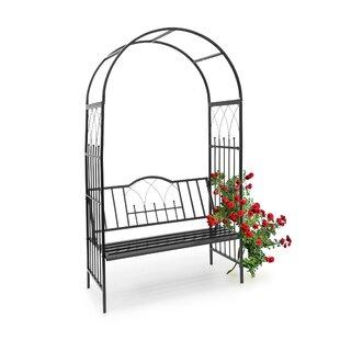 Ethridge Rose Planter Arbour Image
