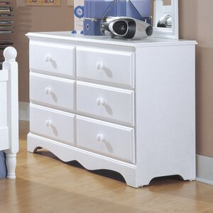 Kai 6 Drawer Dresser