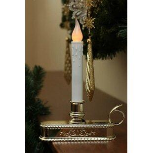 Christmas Window Candles Timer | Wayfair