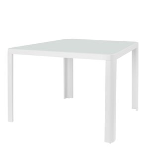 Zullo Extendable Aluminium Dining Table By Sol 72 Outdoor