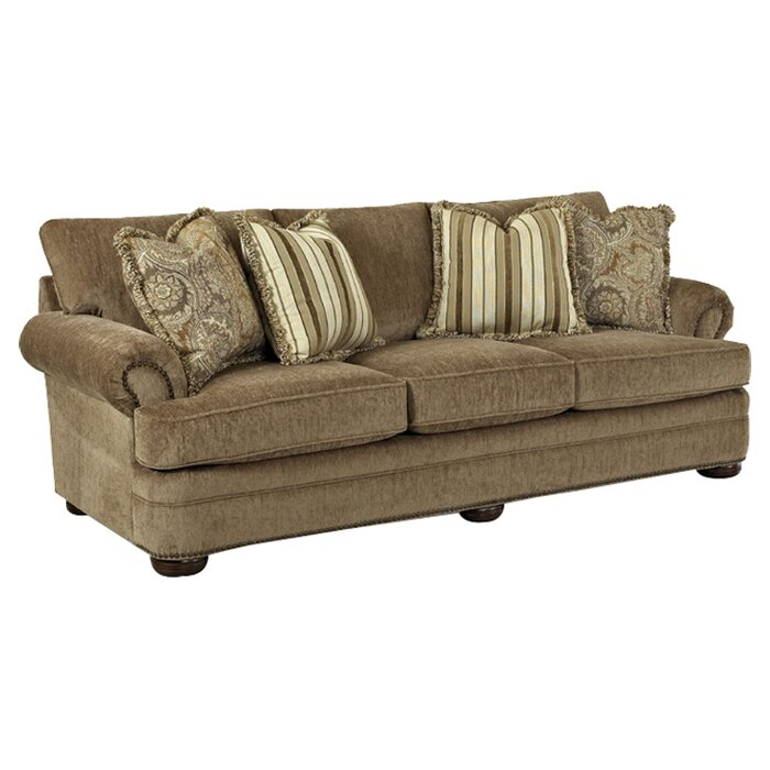 Klaussner Furniture Toby Sofa Reviews Wayfair Ca