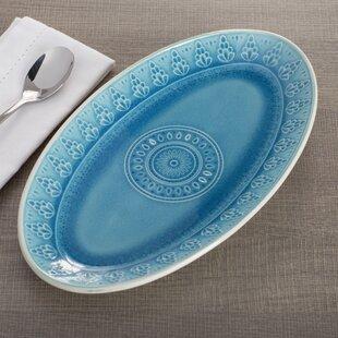 Kazuko Oval Platter