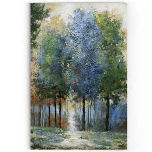 2196aacb192  Afternoon Light  Oil Painting Print on Wrapped Canvas