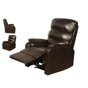 Elgin Manual Recliner With Footstool By Brayden Studio