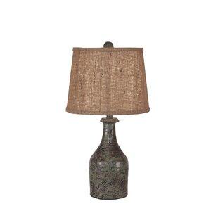 Haggard Clay Jug 23 Table Lamp