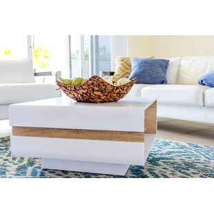 Crumpton Coffee Table by Orren Ellis