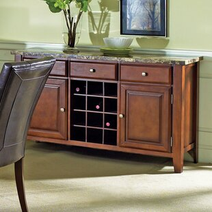 Lawhon Sideboard and Wine Rack
