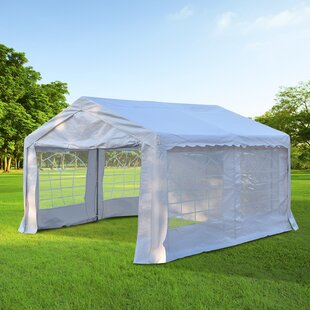 Phillips 427m X 427m Car Canopy By Sol 72 Outdoor