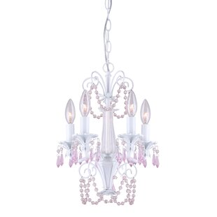 Gilligan 5-Light Candle Style Chandelier