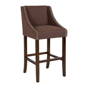 Read Reviews Fennell 30 Bar Stool by Charlton Home Reviews (2019) & Buyer's Guide