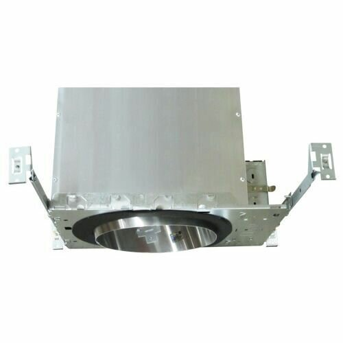 Elcolighting Sloped Medium Ic Airtight Double Wall New Construction Recessed Housing Wayfair