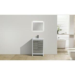 Melillo 24 Single Bathroom Vanity Set by Ivy Bronx
