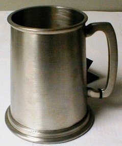 17 Stories Lisle Tankard 19 oz. Stainless Steel Mug