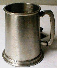 17 Stories Lisle Tankard 19 oz. Stainless Steel Mug