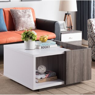 Compare Cale Coffee Table by Ebern Designs Reviews (2019) & Buyer's Guide