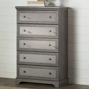 Middleton 5 Drawer Dresser by August Grove