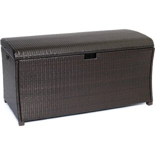 126 Gallon Resin Deck Box by Hanover