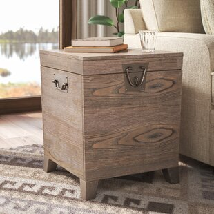 Meigs End Table by Three Posts