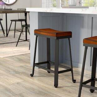 Casarina 24 Bar Stool Gracie Oaks