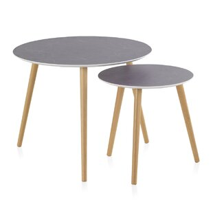 2 Piece Coffee Table Set By Norden Home