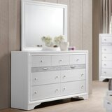 Ines 9 Drawer Double Dresser by House of Hampton®