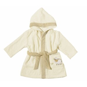 Sheep Baby Dressing Gown