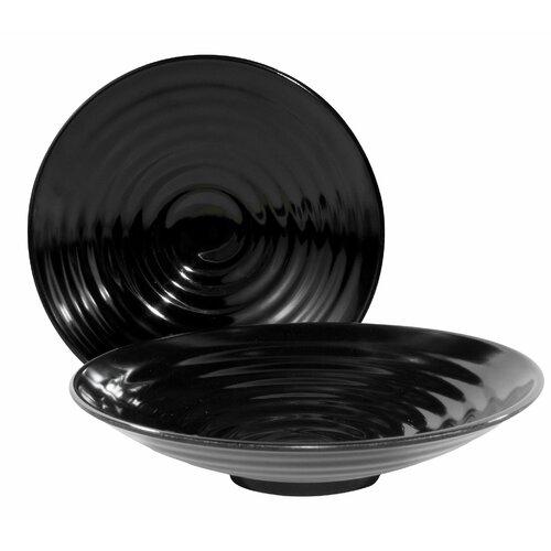 Elite Global Solutions Galaxy 7 Melamine Appetizer Plate Wayfair