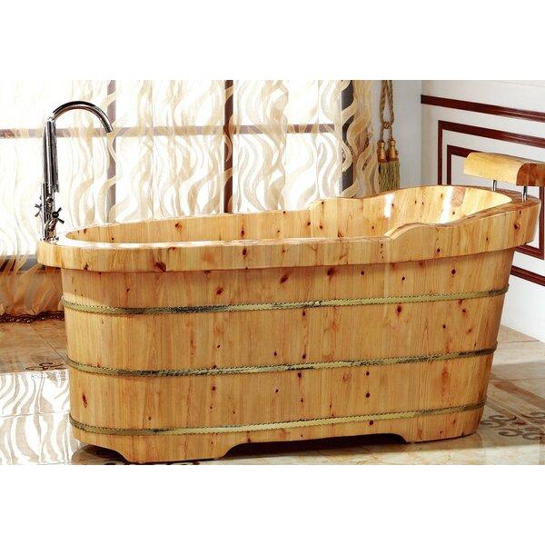 Freestanding Bath Towel Holder   Wayfair