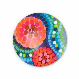 Bindi 11 Melamine Dinner Plate (Set of 4)
