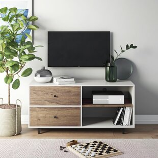 Affordable Monson TV Stand for TVs up to 32 by Zipcode Design Reviews (2019) & Buyer's Guide