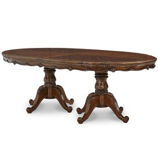 Lavelle Extendable Solid Wood Dining Table
