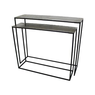 Smithville 2 Piece Console Table Set By Bloomsbury Market