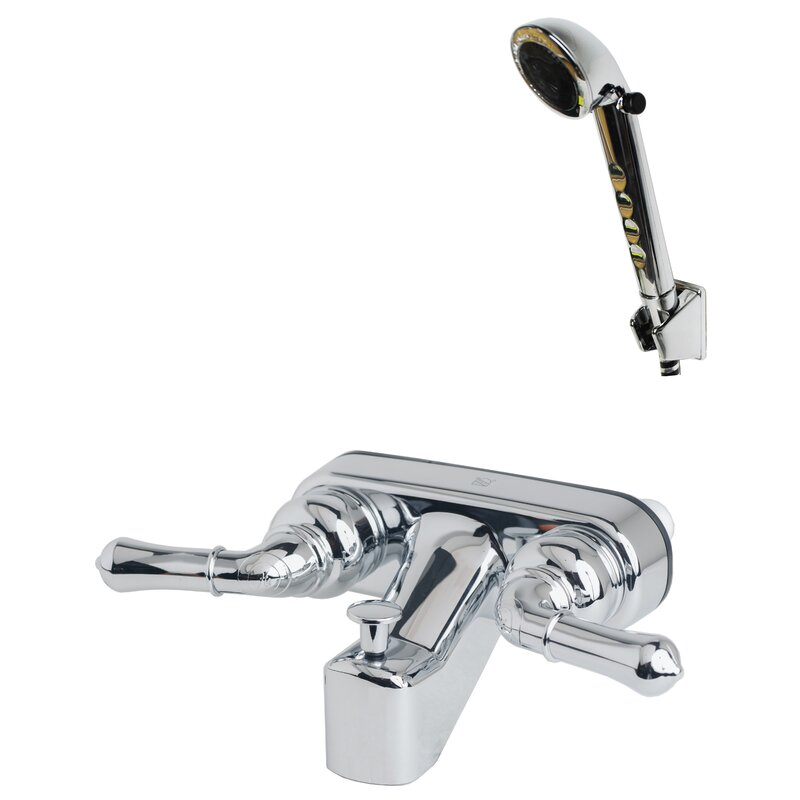 Motorhomes RV Tub Faucets RV Shower Faucet Mobile Home Campers Trailers