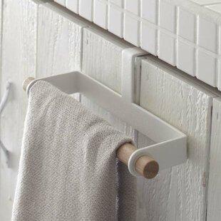 Jamari Dish 7.5 Over-the-Door Towel Bar By Corrigan Studio