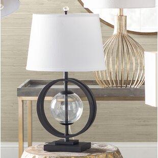Read Reviews Ericka 26 Table Lamp By Latitude Run