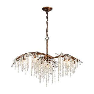 Elamin 6-Light Chandelier by House of Hampton