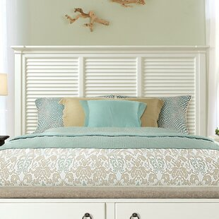 Hancock Louver Panel Headboard by Gracie Oaks